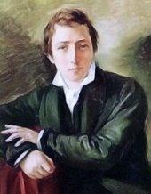 Heinrich Heine zur beruhigung text