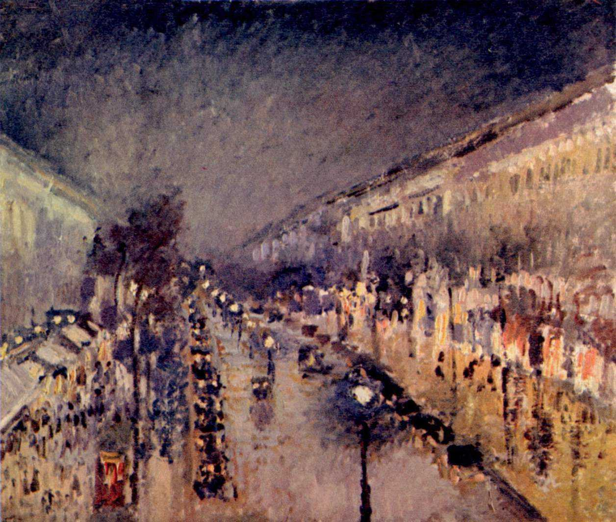 Auf der Terrasse des Café Josty - Paul Boldt ...