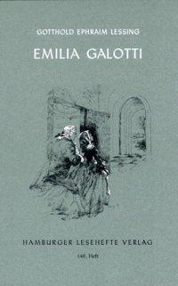 Emilia Galotti (Zusammenfassung Aufzüge und Auftritte ...