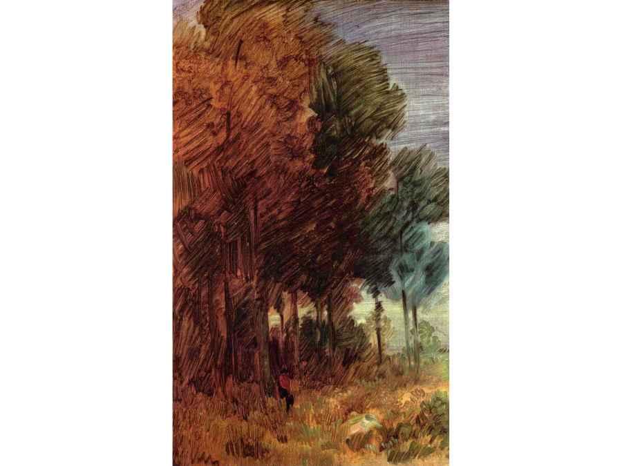 Herbsttag Autumn Day Rainer Maria Rilke English Translation