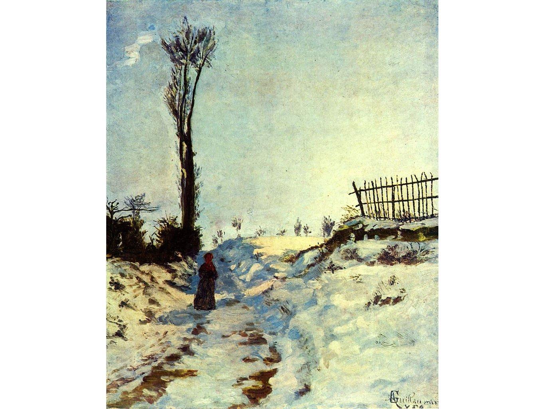 Winternacht Im Winter Eichendorff Trakl
