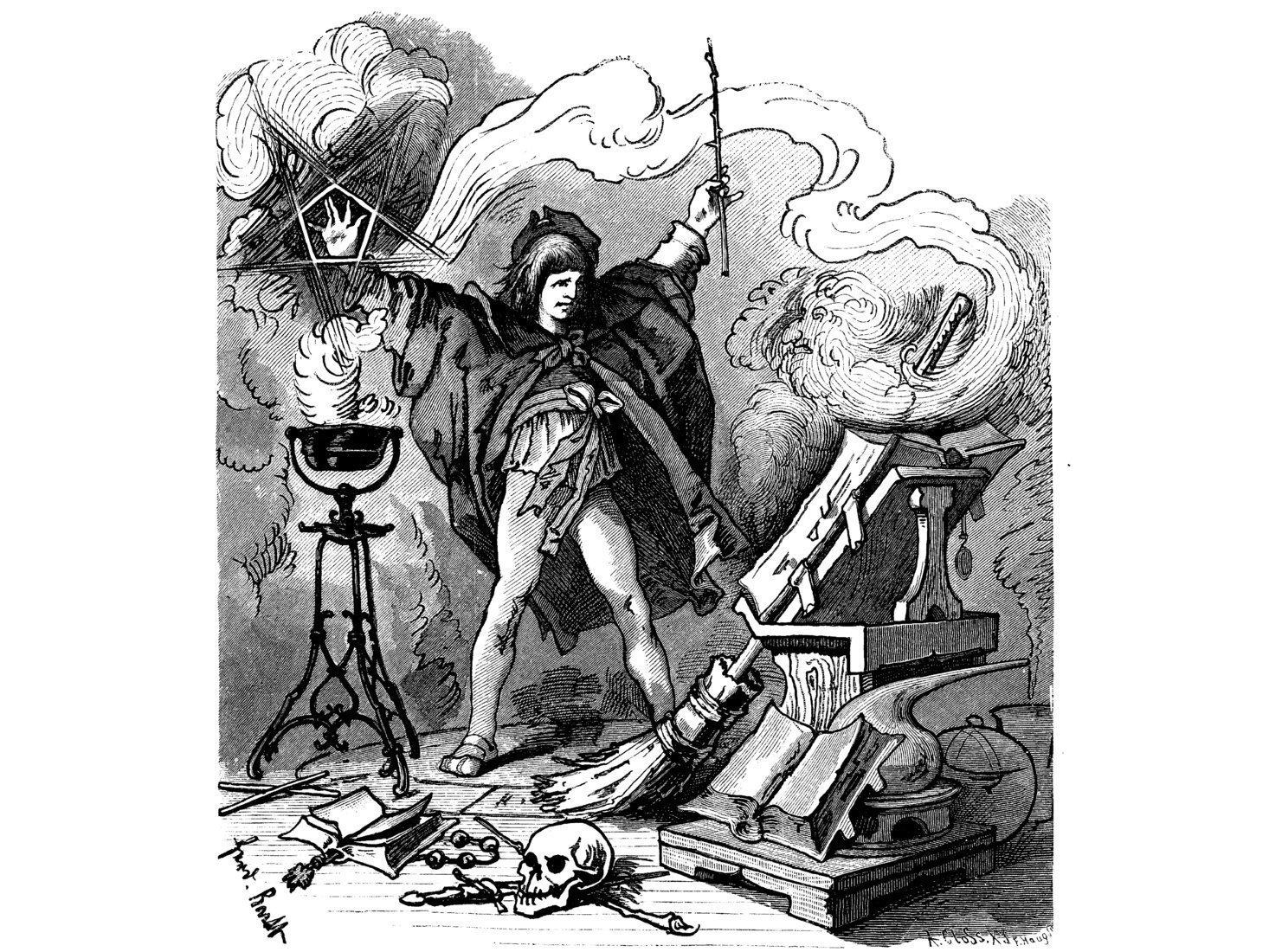 Der Zauberlehrling   Johann Wolfgang von Goethe Interpretation 20