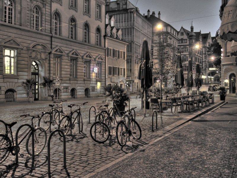Fußgängerzone Olaf Neopan Schwanke Interpretation 51